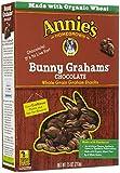 Annie's Homegrown Chocolate Bunny Grahams, 7.5 oz