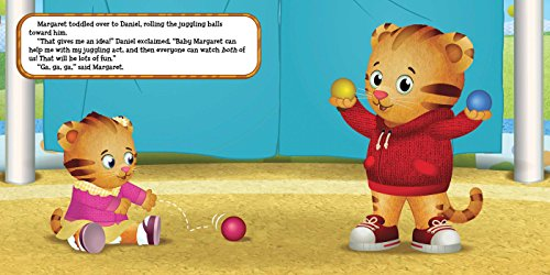 Daniel Goes to the Playground (Daniel Tiger