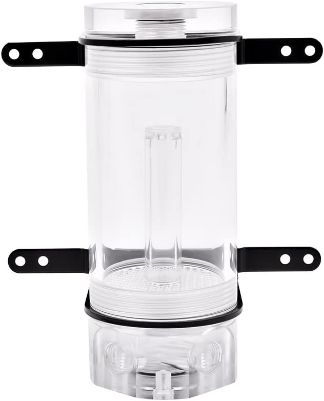Alphacool 15193 Eisbecher 150mm Plexi Reservoir Water Cooling Reservoirs