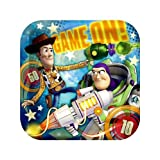 Toy Story 'Game Time' Large Paper Plates (8ct) by KidsPartyWorld.com