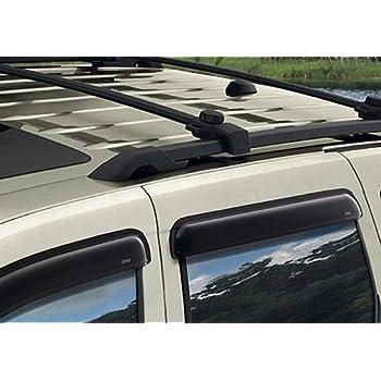 82211308 by Mopar 2005-2010 Jeep Grand Cherokee Mopar Roof Rack Side Rails
