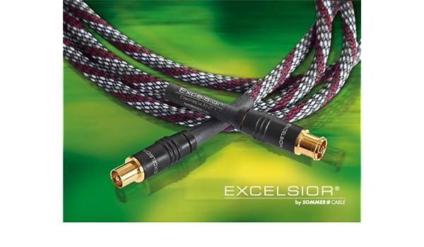 1,5 m Excelsior classique 1 ANT 1 cable de antena de verano cable ...