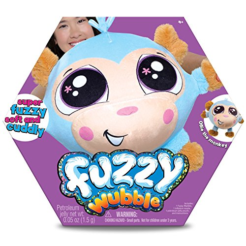 Wubble Fuzzy Ollie The Monkey]()