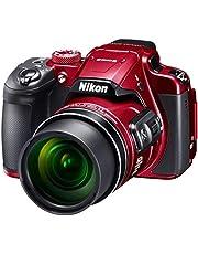 Nikon Coolpix B700 Red Digital Camera (Australian warranty)