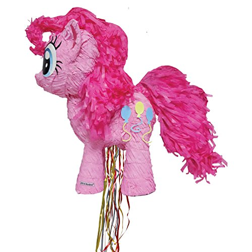 Amscan 9903159 My Little Pony Pinkie Pie Pull -