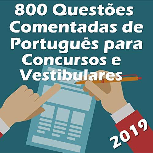 Questões Comentadas Português Concursos Vestibulares ebook