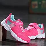 MAYZERO Kids Tennis Shoes Breathable Running Shoes
