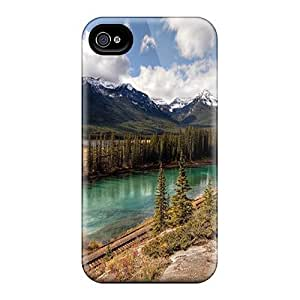 Series Skin Case Cover For Iphone 4/4s(nature)