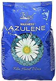 Waxness Wax Necessities Hard Wax Beads Azulene 1.1 Pound