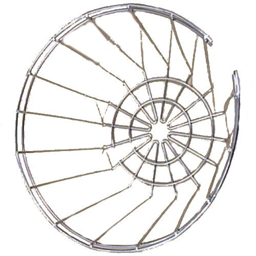 Wire Basket, 16 x 6, Fetco 1009.00005.00