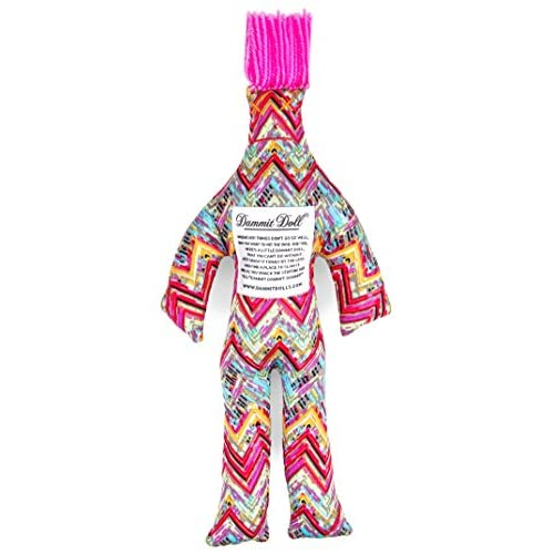STRESS RELIEF Dammit Doll Mixed-up Teen Daughter ~ DAMMIT FAMILY  Gag Gift