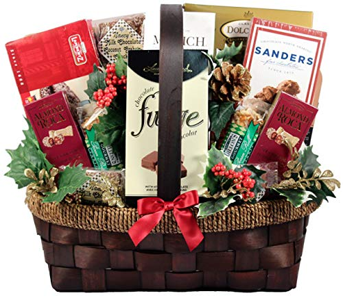 A Grand Celebration Gourmet Food Holiday Gift Basket - Size Small ()