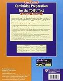 Cambridge Preparation for the TOEFL Test Book