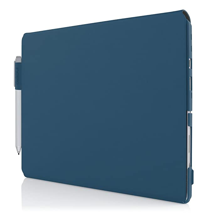 info for 8d43e 4b28f Microsoft Surface Pro 4 Case, Incipio [Folio Case][Hard Shell] Faraday  [Advanced] Case for Microsoft Surface Pro 4-Navy