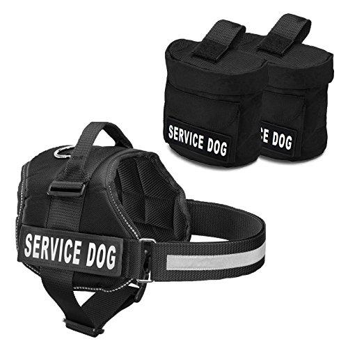 black service dog vest - 6