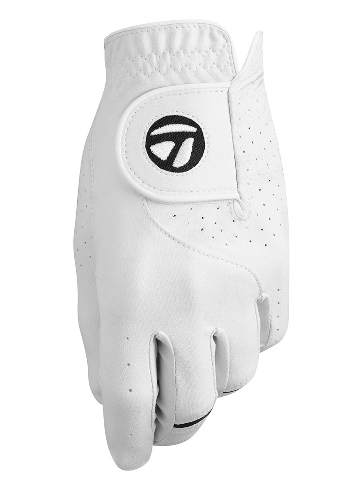 Hombre S TaylorMade N6407019 Guante Blanco