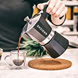GROSCHE Milano Moka pot, Stovetop Espresso