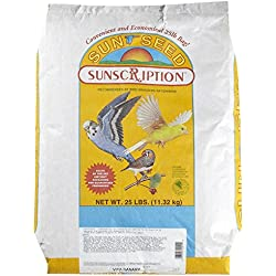 Sun Seed Company BSS52010 Vita Mix Daily Diets for Canary, 25-Pound