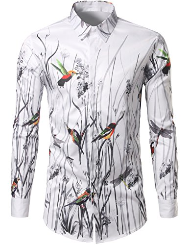 man bird dress - 6