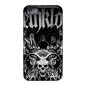Customcases88 Apple Iphone 6s Scratch Protection Phone Cases Customized Colorful Dethklok Pictures [wvU2928hRaA]