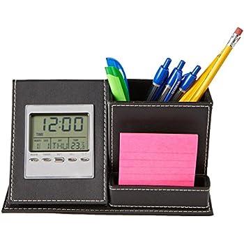 Amazon.com: QHB - Soporte para lápices, caja de papelería ...