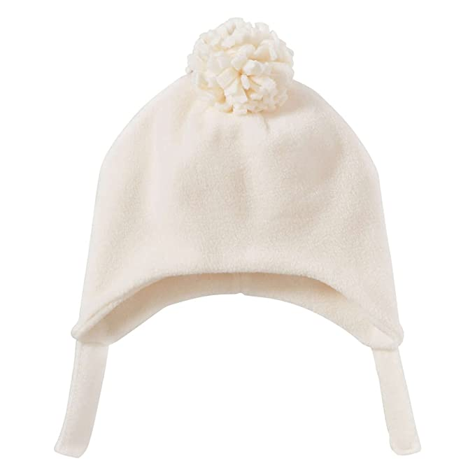b091c1bb6 Joe Fresh Baby Girls' Sherpa Hat 12-24 Cream: Amazon.ca: Clothing ...