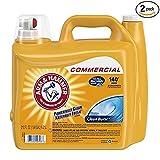 Arm & Hammer 33200-00106 Dual HE Liquid Laundry Detergent Clean Burst 210 oz (Pack of 2) (2 PACKS OF 2)
