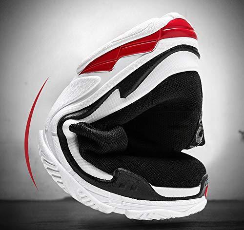 Running Aire Casuales Zapatos Mujer yanjing a Zapatillas Zapatos Amantes Volando Calcetines He Libre Casual Primavera Moda La 42 B Altos De Nuevos Tejer Al 4wSRHdWTZq