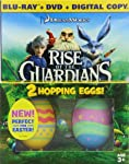 Cover Image for 'Rise of the Guardians - Limited Edition Easter Gift Pack (Blu-ray / DVD / Digital Copy + 2 Hopping Toy Eggs)'