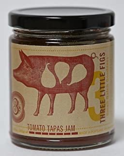 product image for Three Little Figs Tomato Tapas Jam (9.25 ounce)