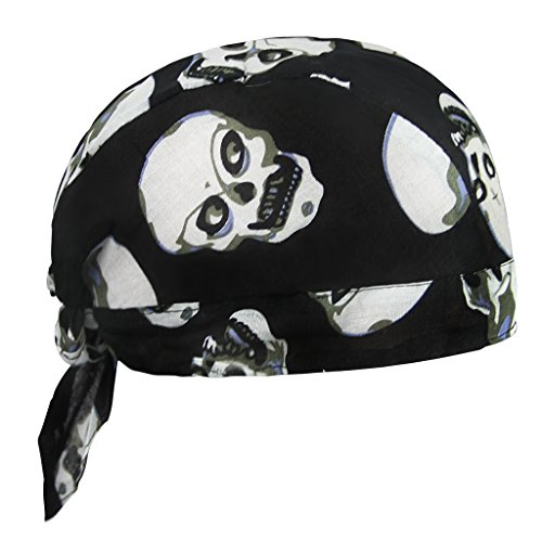 Cycling Skull Cap Sun UV Protection Skeleton Bandana Dew Rap Head Wrap Running Sweatband Headband Headwear Breathable Moisture Wicking Beanie Hiking Gear Dust Wind Proof Halloween Pirate Costume]()