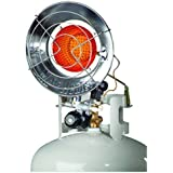 Mr. Heater A333150 15,000 BTU Tank Top Infrared Propane Heater (Certified Refurbished)