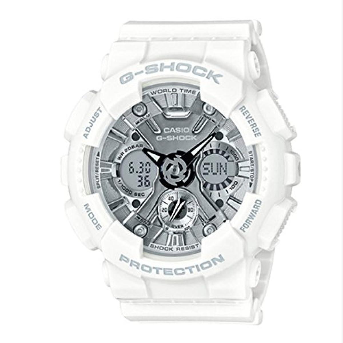 [해외] CASIO (카시오) 손목시계 G-SHOCK 지샥(지샥 G-SHOCK 지샥) S SERIES GMA-S120MF-7A1 맨즈 해외 모델 [병행수입품]