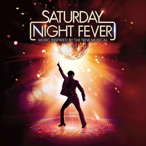 SATURDAY NIGHT FEVER CD Covers