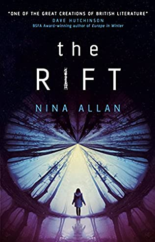 book cover of The Rift