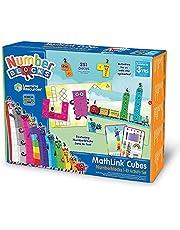 Learning Resources MathLink Cubes Numberblocks 1–10 Aktivitetsset