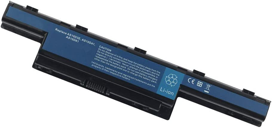 Etechpower Replacement Battery for Acer Aspire 5755-6482 5755-6685 5755-6699 5750-6661 5750-6667 Laptop Battery AS10D31 AS10D51 AS10D71 6 Cell