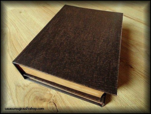 PRACTICAL MAGIC book of shadows Big size 31x22 cm by MagiCraftShop UK