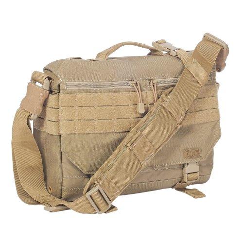 Rock Laptop Messenger Bag - 4