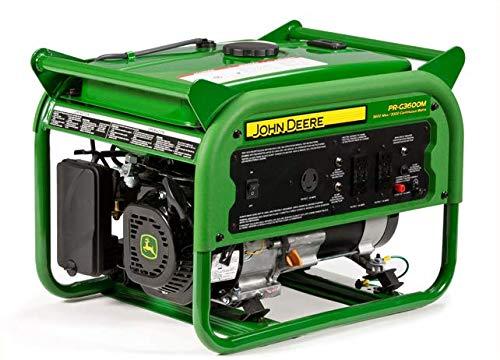 PR-G3600M Portable Generator PR-G3600M