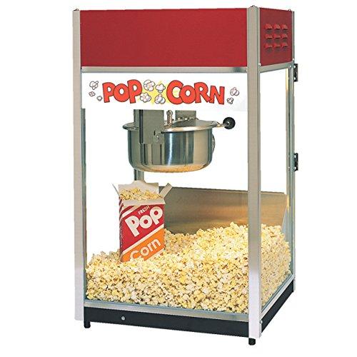 Ultra-60-Popper-Popcorn-Machine-18W-x-16D-x-31H-6-ounce-E-Z-Kleen-kettle-twin-arm-doubl