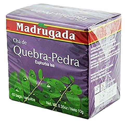 Quebra Pedra Organic Kidney Cleanse Tea (Kidney Stone Breaker) 4 Box Bundle