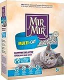 Mırmır Multi Cat Kedi Kumu, 5 Lt