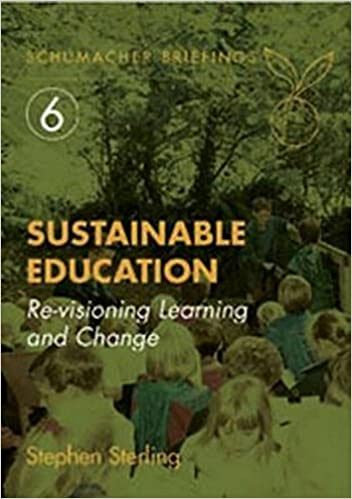 Sustainable education revisioning learning and change schumacher sustainable education revisioning learning and change schumacher briefings steven sterling david orr 9781870098991 amazon books fandeluxe Image collections