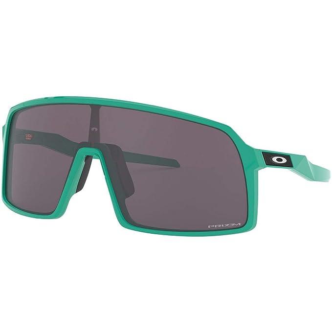 Amazon.com: Gafas de sol Oakley Sutro (Asia Fit), Verde: Shoes
