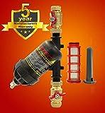 ZEETEC Double Protection Magnetic Filter, Boiler filter, Central Heating filt