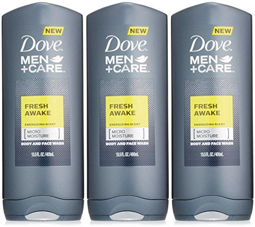 Dove Men Care Body And Face Wash - 8