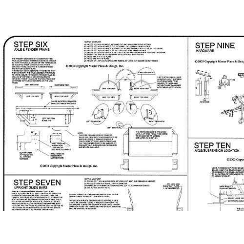 Review Boat Trailer Plans Blueprints