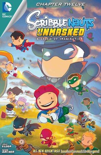 Amazon.com: Scribblenauts Unmasked: A Crisis of Imagination ...