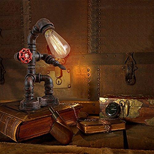 Culture De Bureau Loft Lampe Tuyau Robot Industrielle Kagu ybv7Ygf6